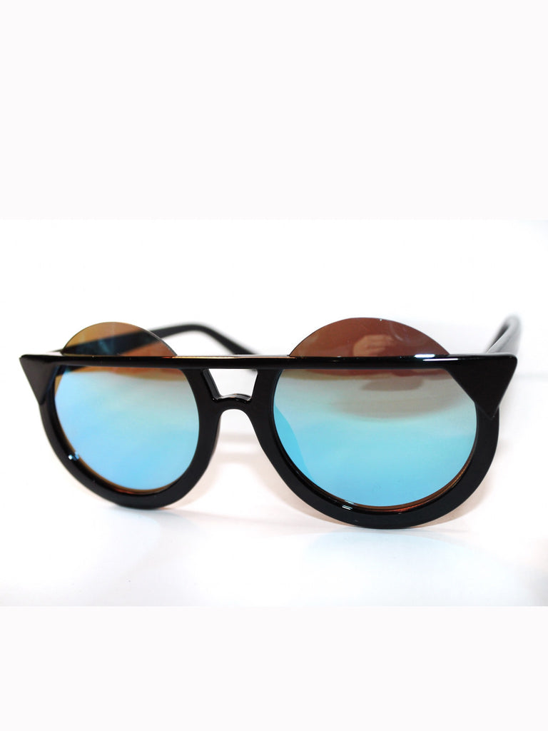 Cosmica Sunglasses- Blue