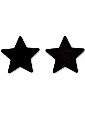 Nova Noir Star Pasties