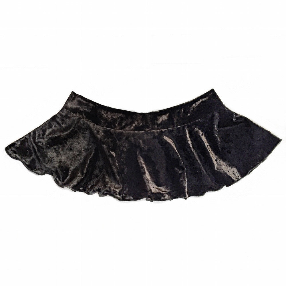 Cameron Velvet Mini Skirt - shopoceanmoon