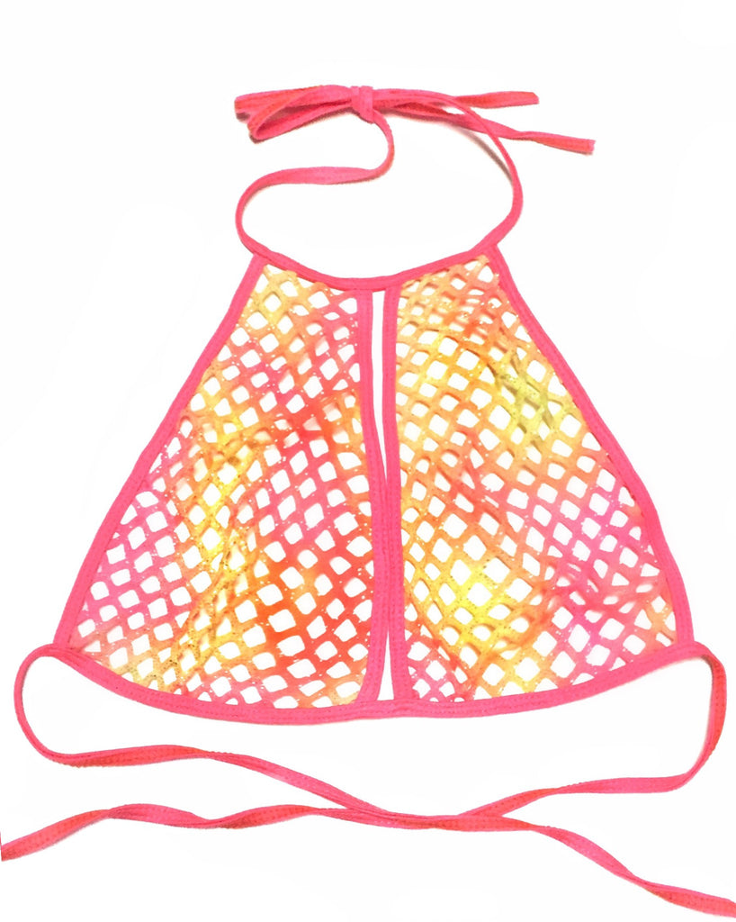 Deeper Sunshine Cutout Halter - shopoceanmoon