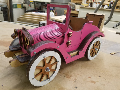 Rumble Seat Runabout Kit
