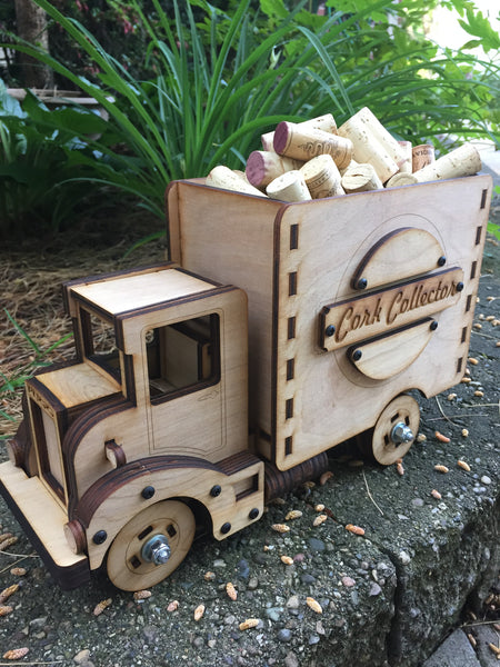 Cork Collector Truck model