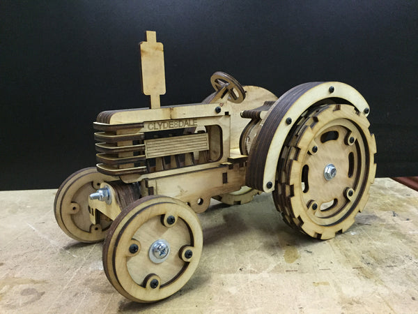 Clydesdale Tractor Kit