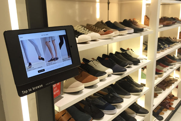 Aldo Transforms the In-Store Experience with Aila's Interactive Kiosks