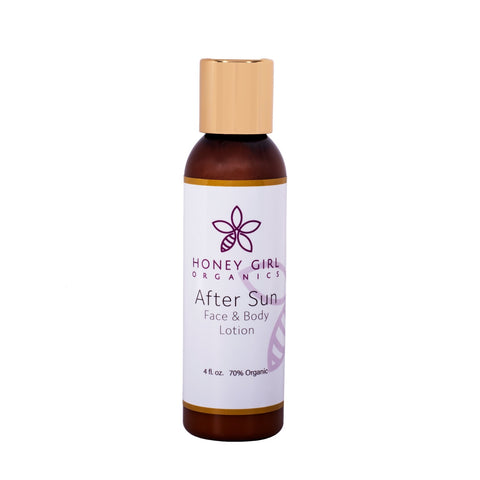 Honey Girl Organics - After Sun Rejuvenating Face and Body Lotion