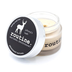 Routine Natural Deodorant Cream Baking Soda Free - Sensitive Skin