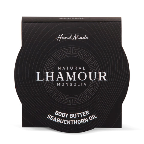 Lhamour Sea Buckthorn Oil Body Butter