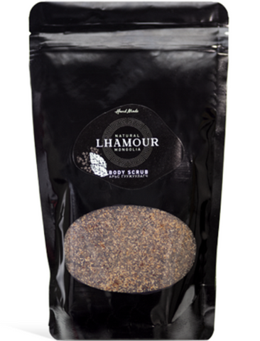 Lhamour Coffee Body Scrub