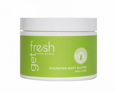 Get Fresh - Lemongrass Hydrating Body Butter