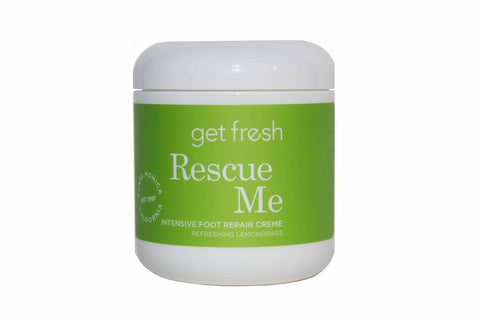 Get Fresh - Feet Rescue Me Intensive Foot Repair Crème