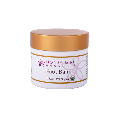 Honey Girl Organics - Foot Balm