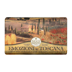 Nesti Dante - Emozioni In Toscana Golden Countryside Bar Soap