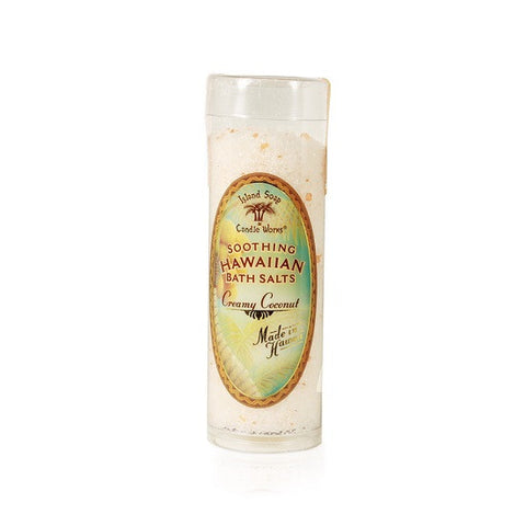 Island Soap and Candle Works - Soothing Hawaiian Creamy Coconut Bath Salts - Lilly's Bathcarry
