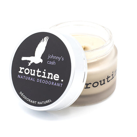 Routine Natural Deodorant Cream - Johnny's Cash