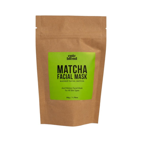 Epic Blend - Matcha Facial Mask