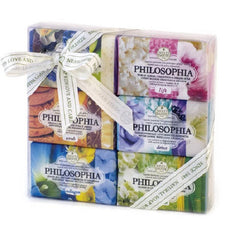 Nesti Dante - Philosophia Gift Set Bar Soaps - Lilly's Bathcarry