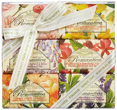 Nesti Dante - Romantica Bar Soap Gift Set - Lilly's Bathcarry