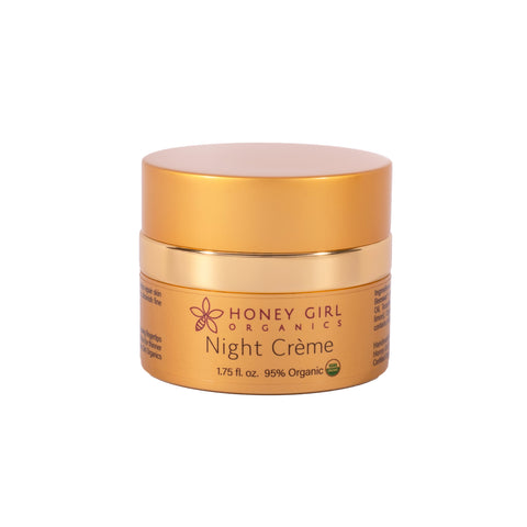 Honey Girl Organics - Night Creme