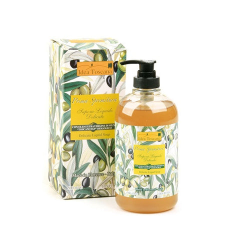 Prima Spremitura - Delicate Liquid Soap 500ml - Lilly's Bathcarry