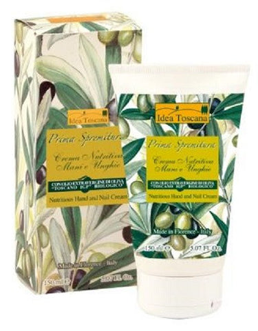Prima Spremitura - Nourishing Hand and Nail Cream 150ml - Lilly's Bathcarry