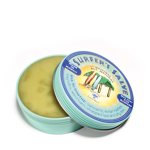 Island Soap and Candle Works - Surfer's Salve Tin