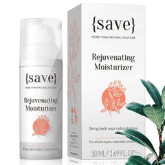 {save} Rejuvenating Moisturizer