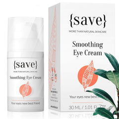 {save} Smoothing Eye Cream