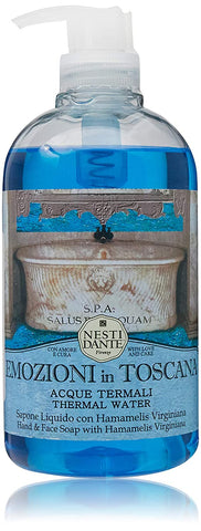 Nesti Dante - Emosioni In Toscana Thermal Waters Moisturizing Hand and Face Soap