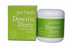 Get Fresh - Down N Dirty Foot Scrub