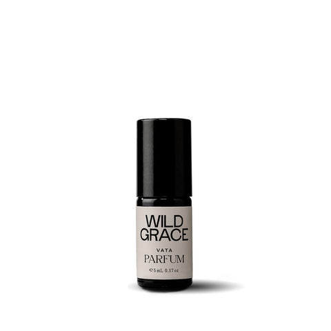 Wild Grace VATA PERFUME - GROUNDING & CALMING