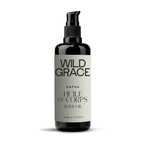 Wild Grace KAPHA BODY OIL - INVIGORATING