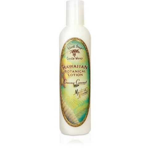 Island Soap and Candle Works - Hawaiian Botanical Lotion