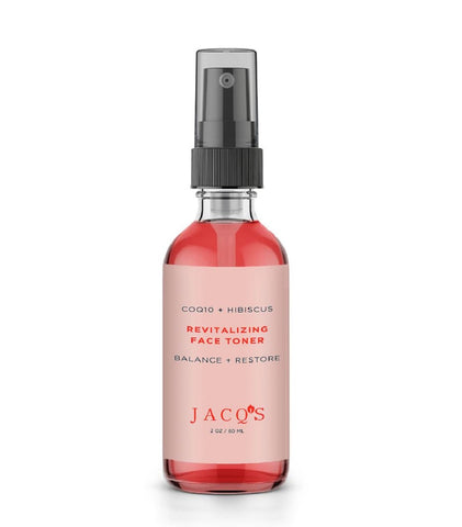 Jacq's - Revitalizing Face Toner