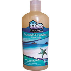 Bubble Shack Hawaii - All in 1 Ultimate Kukui + Shea Wash