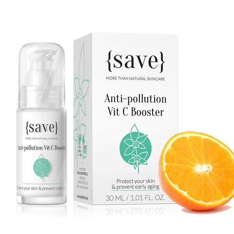 {save} Anti-pollution Vit C Booster