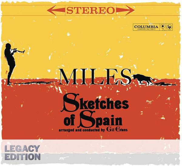 Miles Davis: Sketches of Spain - 50th Anniversary Legacy Edition CD