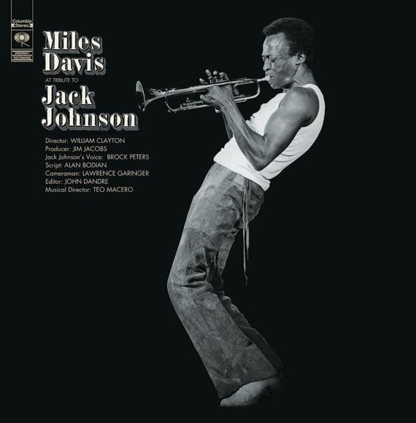 Miles Davis: A Tribute To Jack Johnson CD