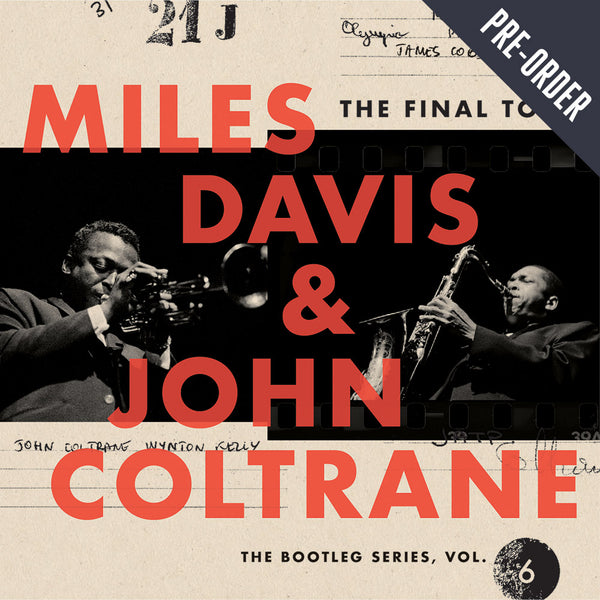 MILES DAVIS & JOHN COLTRANE – THE FINAL TOUR: THE BOOTLEG SERIES VOL. 6  4CD SET