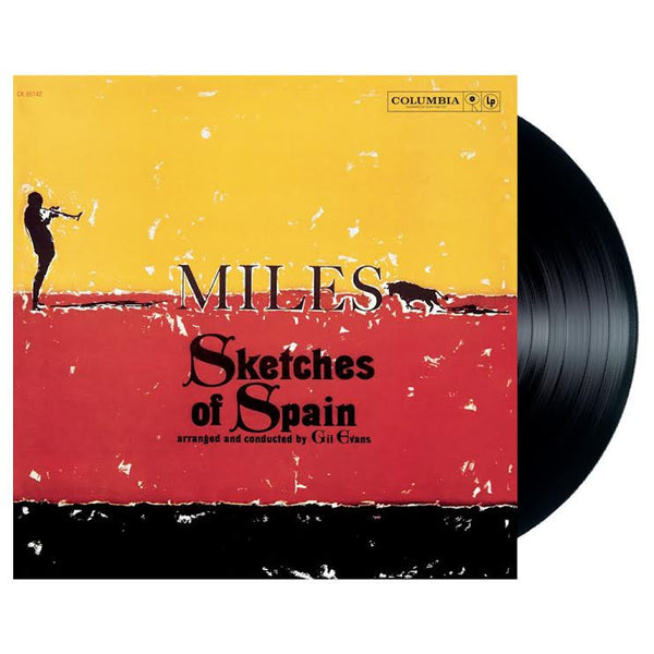 Miles Davis: Sketches of Spain Vinyl