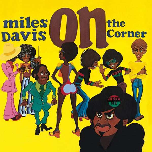 Miles Davis: On The Corner CD