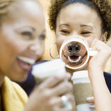 Funny Dog Nose Coffee Mugs