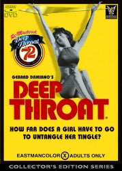 Deep Throat on DVD