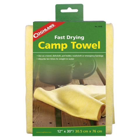 Camp Towel - Up The Nipissing