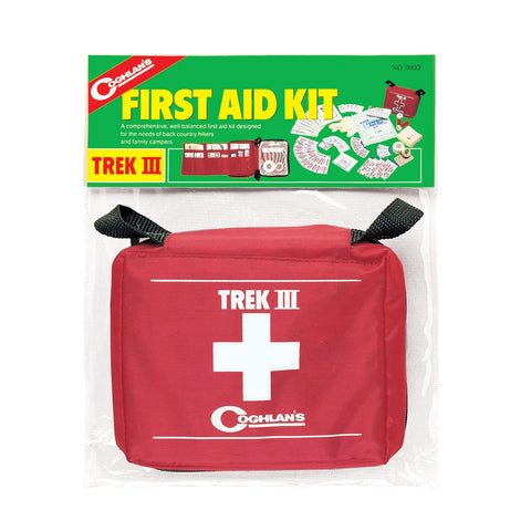 Trek 3 First Aid Kit