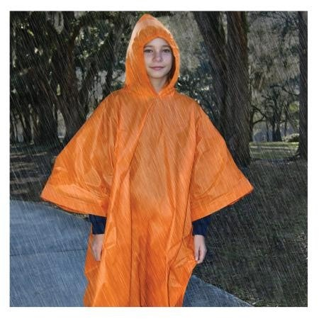 All Weather Poncho - Up The Nipissing