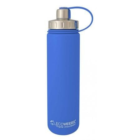 Boulder Insulated Water Bottle - 24oz. - Up The Nipissing