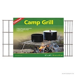 Camping grill - Up The Nipissing