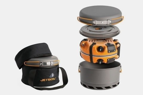 Jetboil Genesis Base Camp System - Up The Nipissing