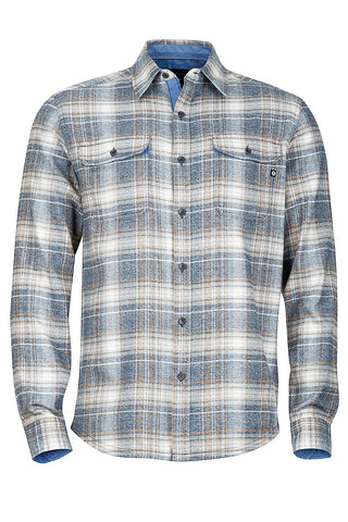 Jasper Flannel Long Sleeve