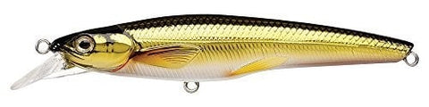 Live Target Rainbow Smelt Lure (gold/black) - Up The Nipissing